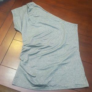 Dressy sparkle t-shirt